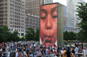 Crown Fountain | ChicagoHome Brokerage Network