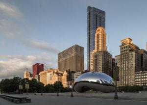 The Bean | Chicago Skyline
